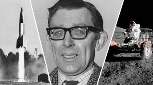 Povestea celui care a lucrat la racheta lui Hitler, apoi a pus omul pe Lună