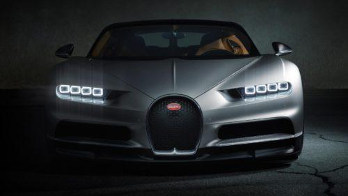 Bugatti va lansa un nou model Chiron care să bată toate recordurile