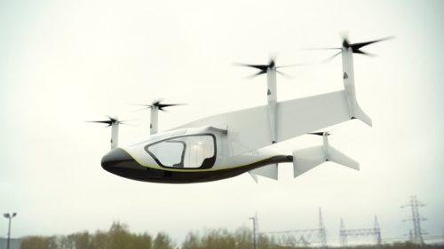 Rolls Royce se întoarce la origini: va construi un taxi zburător