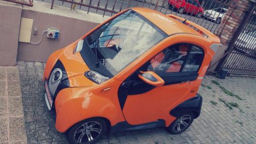 Mașina electrică făcută la Cluj va fi suficient de ieftină cât s-o vrei