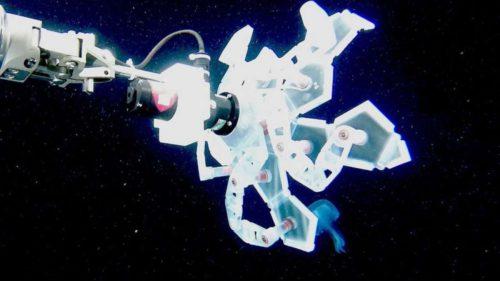 Mâna robotică prin care pot fi studiate misterele oceanelor