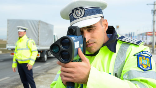Poliția e obligată să-ți arate fiecare loc unde sunt radare