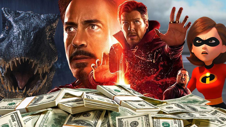 topul celor mai profitabile filme lansate deja în 2018