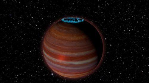 Planeta uriașă cu un câmp magnetic pe măsură i-a surprins pe astronomi