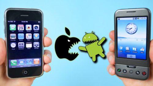 De ce trec oamenii de la Android la iPhone și invers