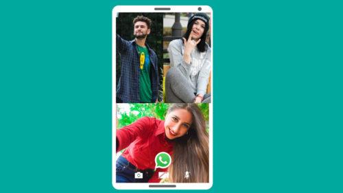 Cum faci apeluri video pe WhatsApp într-un grup de prieteni