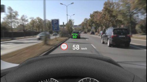 Viitoarea mașină autonomă Apple va avea un ecran inteligent