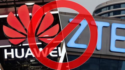 Încă o țară le întoarce spatele chinezilor de la Huawei și ZTE