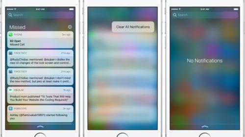 Cum ștergi notificările pe iPhone separat și toate împreună
