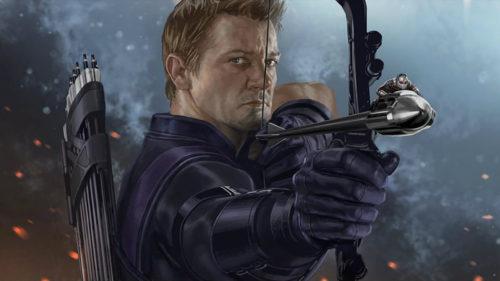 Eficiența lui Hawkeye în Universul Marvel, detaliată într-un colaj spectaculos