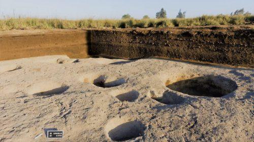 Descoperirea din Egipt mai veche decât marea piramidă din Giza