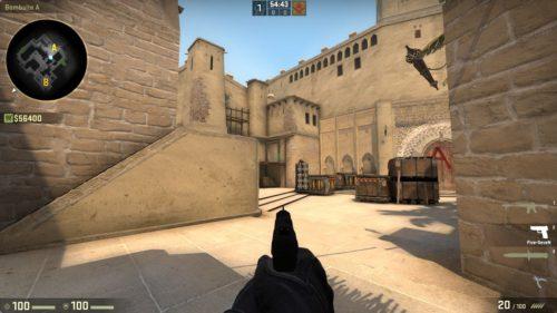 CS:GO e disponibil și gratuit, ca să te antrenezi cu boții