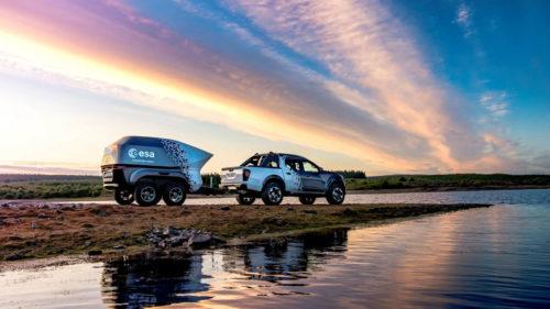 Nissan construiește un observator mobil off-road pentru astronomi