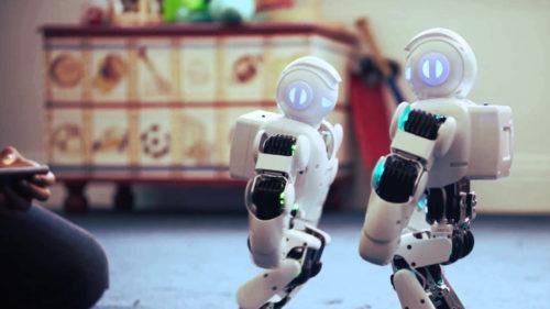 Ce vor putea face pentru noi roboții când vor fi complet dezvoltați