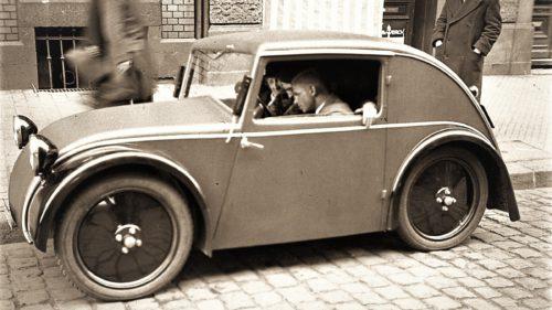 Mașina inventată de un evreu în Germania nazistă a schimbat istoria Volkswagen