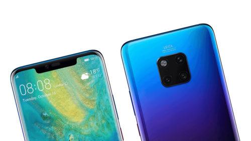 Huawei Mate 20 Pro are o surpriză neplăcută pentru cine vrea stocare