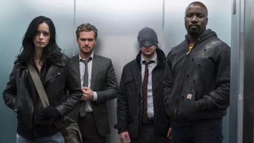 Netflix mai desființează un show Marvel, după Iron Fist