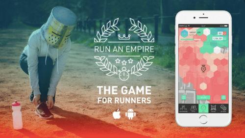 Run an Empire e noul joc care te pune să alergi pe afară, ca Pokemon Go