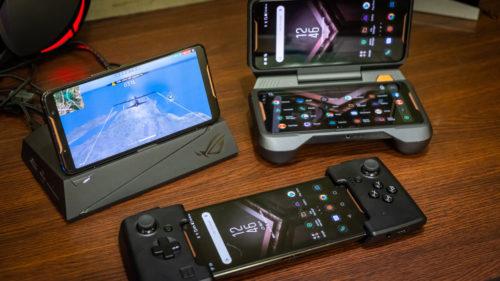 ASUS ROG Phone: ce preț au telefonul și accesoriile