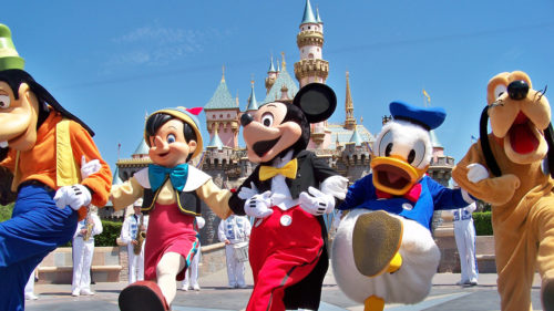 Secretul din parcurile Disneyland de care nu îți spune nimeni