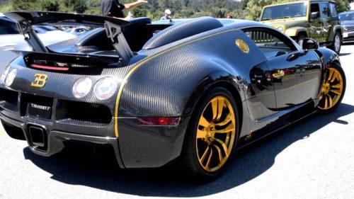 Fibra de carbon ți-ar putea transforma mașina într-o baterie imensă