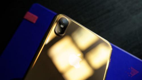 iPhone Xs te-a făcut mai frumos în selfie-uri, dar se rezolvă