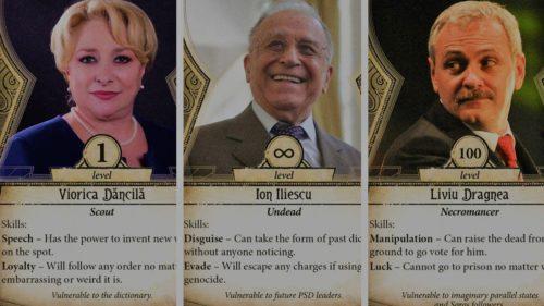 Dragnea, Iliescu și Dăncilă, luați la mișto în cel mai bun mod posibil