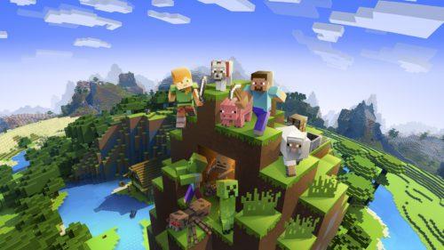 """Fortnite e eclipsat de Minecraft, chiar dacă ai crezut că jocul """"a murit"""""""