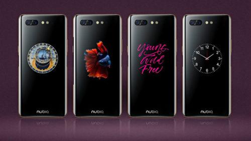Nubia X e un telefon cu două ecrane care te surprinde