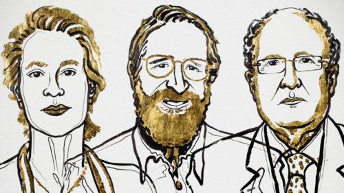 Premiul Nobel pentru Chimie, acordat pentru o cercetare revoluționară asupra proteinelor