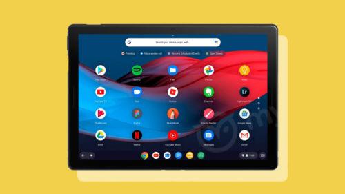 Tableta Google care concurează cu iPad Pro și Microsoft Surface
