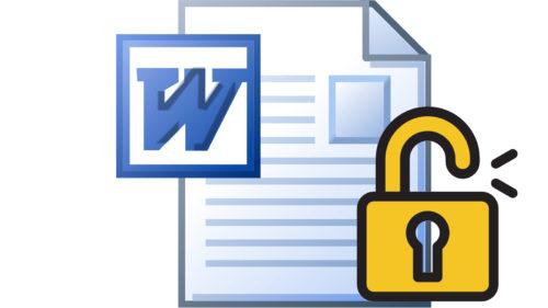 Cum pui parolă la un document în Word, pentru a securiza date sensibile