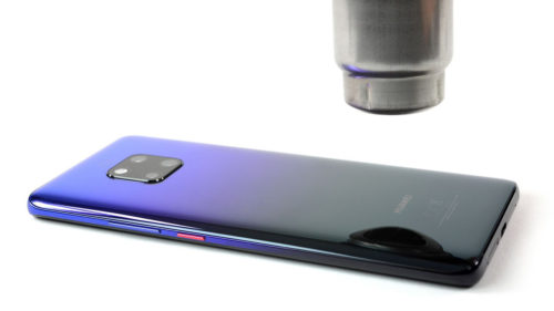 Huawei Mate 20 Pro, făcut bucăți: cât de greu repari cel mai scump Huawei