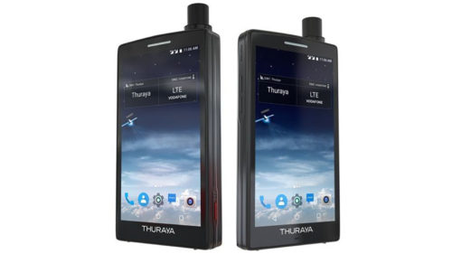 Thuraya X5-Touch telefonul care l-ar fi salvat și pe Pablo Escobar