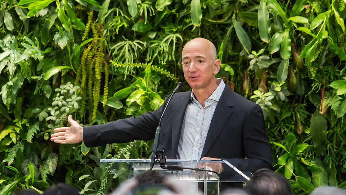 Why Amazon's boss believes the online giant will fail