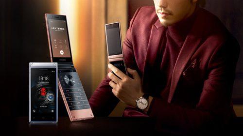 Samsung a lansat telefonul minune, cu clapetă și două ecrane: W2019
