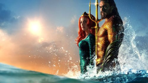 PLAYFILM Aquaman – Supereroii din apă și legenda Atlantidei
