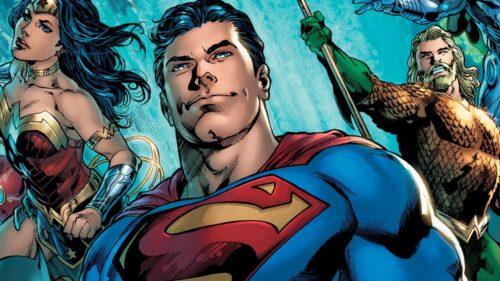 De la ce vine abrevierea DC din numele DC Comics