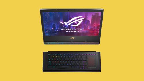 Asus lansează un laptop de gaming futuristic pe care-l vrei