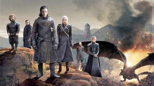Când începi să revezi Game of Thrones, ca să prinzi la timp premiera sezonului 8