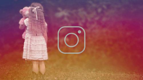 Pe Instagram, ești la un hashtag distanță de imagini cu copii abuzați