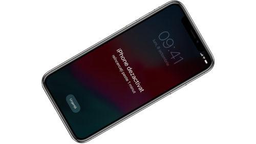 iPhone dezactivat – Care este soluția când te confrunți cu mesajul fatidic