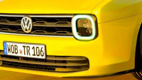 Rival pentru Dacia: Volkswagen are cea mai ieftină mașină nemțească