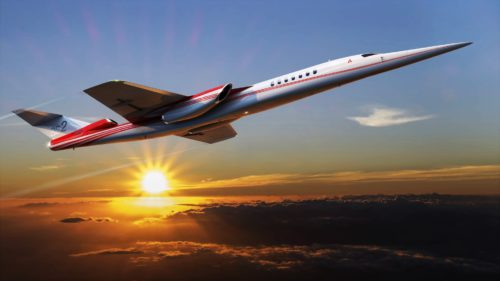 Cea mai mare problemă cu avioanele supersonice de care nimeni nu vorbește