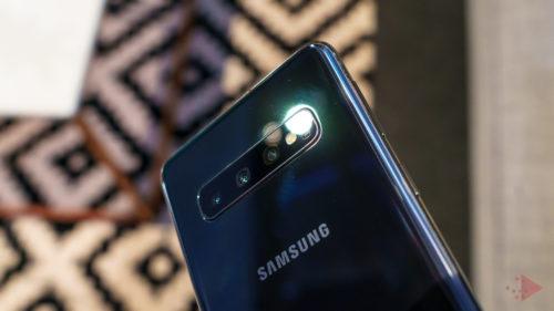 Samsung Galaxy S10 și funcția prin care se bate cu Huawei P30 Pro