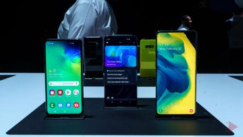 Samsung Galaxy S10 vs. cele mai tari telefoane chinezești