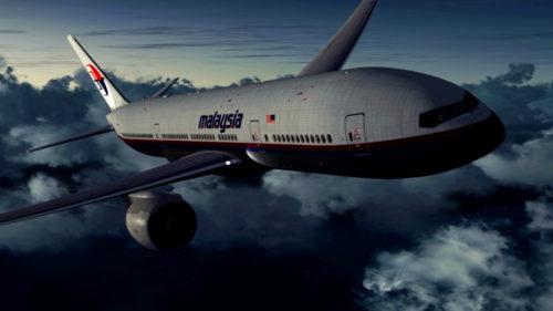 Cea mai nouă teorie în cazul avionului malaezian dispărut