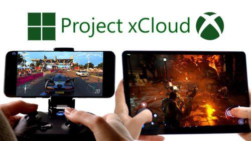 Project xCloud: Microsoft îți aduce jocurile de Xbox pe mobile și PC-uri