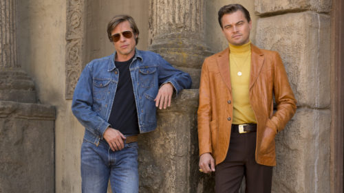 "VIDEO Brad Pitt, DiCaprio și primul trailer pentru ""Once Upon A Tune In Hollywood"""